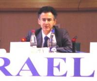 """François ZIMERAY, deputato al Parlamento Europeo, partecipa al  Convegno: """"Israel in the European Union"""", promosso dal Partito Radicale, e dai deputat"""