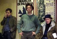 Al centro: Diego Galli. Ai lati: Paolo Pietrosanti, Antonio Brivio.