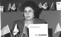 ritratto di Kira Ponochevnaja (Ruassia) deputato (BN)