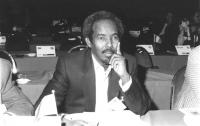 ritratto di Mohamed Aden Sheik (Somalia) (BN)