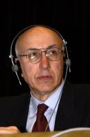 Arif Ragim-Zade, vicepresidente del parlamento dell'Azerbaidjan, ospite del 38° Congresso del PR.