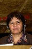 Shoukria Haidar. presidente fondatrice dell'associazione NEGAR, in sostegno alle donne afghane (al 38° Congresso del PR). Altri ritratti nel CD di Cev