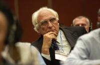 Marco Pannella, al 38° Congresso del PR.