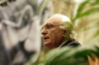 Marco Pannella (al 38° Congresso del PR).