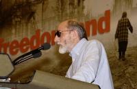 Giorgio Inzani, alla tribuna del 38° Congresso del PR.