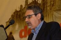 Danilo Quinto, alla tribuna del 38° Congresso del PR.