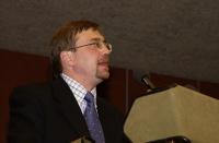 Nikolaj Khramov al 38° Congresso del PR.