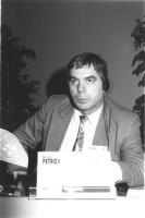 ritratto di Georgi Petrov (Bulgaria) deputato (BN)