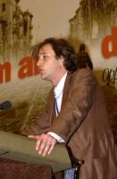 David Carretta, al 38° Congresso del PR.