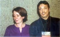 Paola D'Aguanno e Antonio Cerrone.