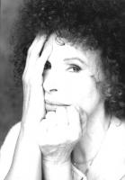 ritratto di Ornella Vanoni (cantante)  (BN)