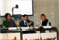 """Diego Galli, Daniele Capezzone e Franca Roncarolo partecipano al convegno: """"Il potere della comunicazione. La comunicazione del potere""""."""