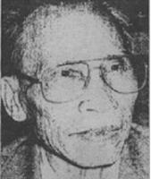 Hoang Minh Chinh, dissidente vietnamita.