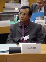 "Conferenza al Parlamento Europeo: ""South-East Asia Democracy Denied Freedoms Suppresses. The situation in Burma, Laos and Vietnam "". Mr Mothana Vilays"