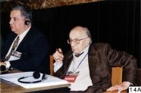 38° Congresso del PR. Sergio Stanzani.