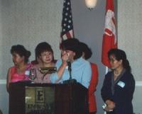 Audizione di Kay Danes, detenuta per circa un anno nelle carceri laotiane, al Congresso degli Stati Uniti, sulla violazione dei diritti umani nel Laos