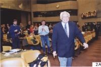 38° Congresso del PR. Marco Pannella.