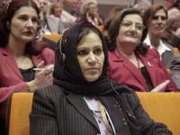 38° Congresso, II sessione. Soraya Rahim (Afghan Women Minister).