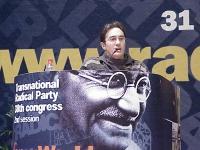 38° Congresso, II sessione. Michele Capano.