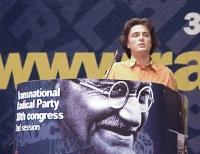 38° Congresso, II sessione. Diego Galli.