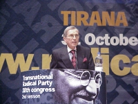 38° Congresso del PR, II sessione. Nahum Bergstein, membro del governo dell'Uruguay.