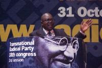 38° Congresso del PR, II sessione. Abdul Doloro.