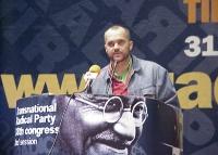 38° Congresso, II sessione. Edi Rama, sindaco di Tirana.