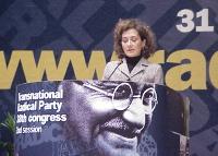 38° Congresso del PR, II sessione. Antonella Spolaor Dentamaro.