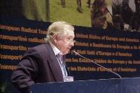 38° Congresso del PR, II sessione. Tomas Munoz, dissidente cubano.