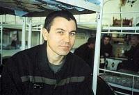 Grigory Pasko, giornalista russo, imprigionato a Vladivostok.
