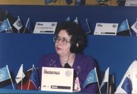 ritratto di Kira Ponochevnaja (Russia) deputato