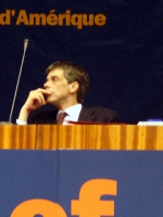 38° Congresso del PR, II sessione. Olivier Dupuis.