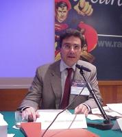 Primo Congresso dell'Associazione Luca Coscioni, per la libertà di ricerca scientifica.  Claudio Giorlandino, presidente Forager.