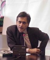 """???? (avvocato, trovare il nome) partecipa alla presentazione del libro di Sergio D'Elia e Maurizio Turco """"Tortura democratica - Inchiesta su 'la comu"""