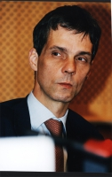 "Olivier Dupuis alla conferenza: ""South-East Asia - Democracy Denied, Freedoms suppresses"". (3 copie)"