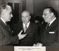 Francesco Libonati, Francesco Messineo, Costantino Preziosi.