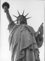 Statua della Libertà a New York  (BN)