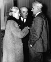 Nina Ruffini, Arrigo Olivetti, l'avvocato Gaetano  Zini Lamberti.