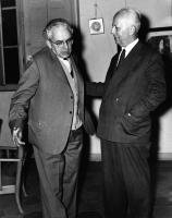 Leo Valiani e Leopoldo Piccardi.