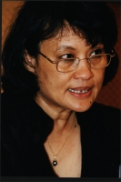 """Vanida Thephsouvanh, presidente del Movimento Lao per i diritti umani, partecipa alla conferenza: """"South-East Asia - Democracy Denied, Freedoms suppre"""