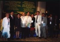 Foto di gruppo del comitato organizzatore della EXPERTS CONFERENCE ON THE INTERNATIONAL CRIMINAL COURT IN SOUTHEAST ASIA AND THE PACIFIC. (Si riconosc