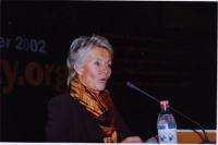 38° Congresso, II sessione. Margherita Boniver.
