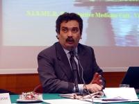 Luca Gianaroli (Responsabile Segreteria Scientifica SISMER) al Primo Congresso dell'Associazione Luca Coscioni per la libertà di ricerca scientifica.