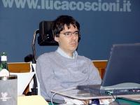 Primo Congresso dell'Associazione Luca Coscioni per la libertà di ricerca scientifica. Luca Coscioni.