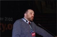 38° Congresso, II sessione. Mamuka Tsagareli.