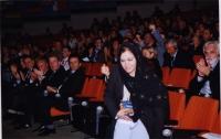 38° Congresso, II sessione. Soraya Rahim, viceministro delle Donne del governo afghano.