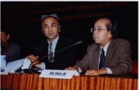38° Congresso, II sessione. Enver Can, Vo Van Ai.