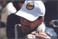 Luca Coscioni indossa il berretto della Lista Bonino.