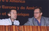 38° Congresso, II sessione. Marco Perduca e Marino Busdachin.