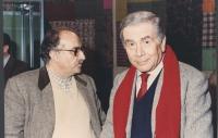 Lino Jannuzzi ed Enzo Tortora.